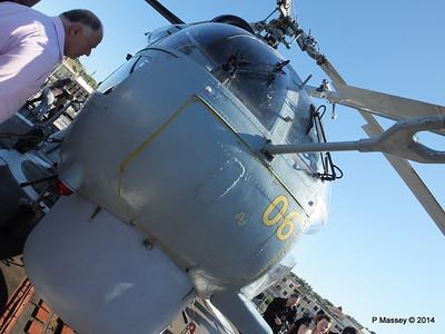 Kamov KA-27PL Helicopter RFS MOSKVA Corfu PDM 26-09-2014 16-26-54