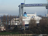SAGA SAPPHIRE Damen Shiprepair Rotterdam PDM 14-12-2014 11-54-26