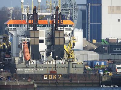 PRINS DER NEDERLANDEN Damen Shiprepair Rotterdam PDM 14-12-2014 11-53-21