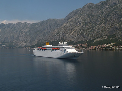 COSTA CLASSICA passes on her way to Kotor PDM 20-06-2013 12-28-50