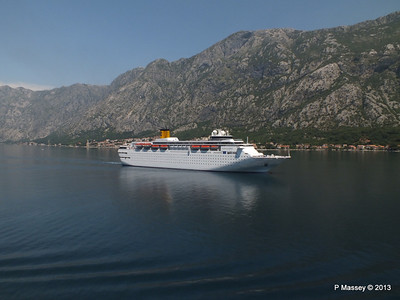 COSTA CLASSICA passes on her way to Kotor PDM 20-06-2013 12-29-10