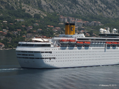 COSTA CLASSICA passes on her way to Kotor PDM 20-06-2013 12-30-27