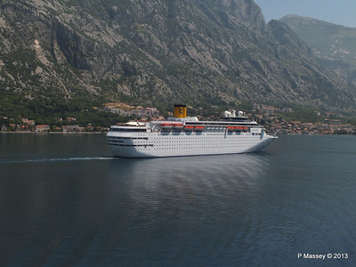 COSTA CLASSICA passes on her way to Kotor PDM 20-06-2013 12-30-08