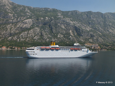 COSTA CLASSICA passes on her way to Kotor PDM 20-06-2013 12-29-41