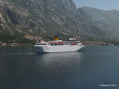 COSTA CLASSICA passes on her way to Kotor PDM 20-06-2013 12-30-12