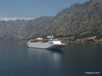 COSTA CLASSICA passes on her way to Kotor PDM 20-06-2013 12-28-48