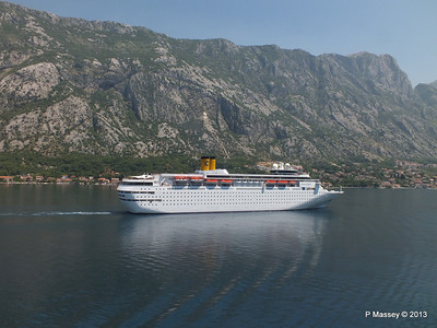 COSTA CLASSICA passes on her way to Kotor PDM 20-06-2013 12-29-49