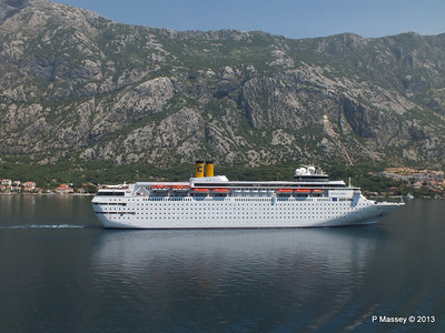 COSTA CLASSICA passes on her way to Kotor PDM 20-06-2013 12-29-37