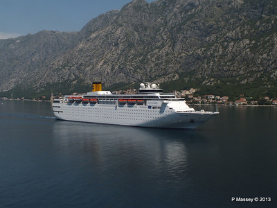 COSTA CLASSICA passes on her way to Kotor PDM 20-06-2013 12-29-02