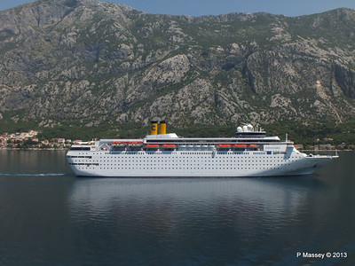 COSTA CLASSICA passes on her way to Kotor PDM 20-06-2013 12-29-31