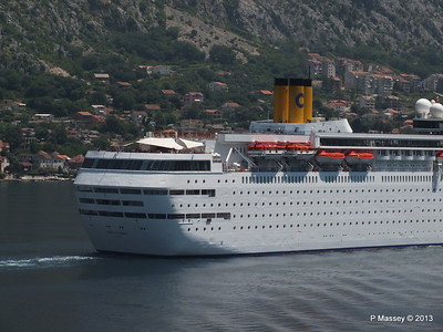 COSTA CLASSICA passes on her way to Kotor PDM 20-06-2013 12-30-23