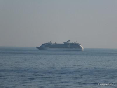NAVIGATOR OF THE SEAS off Cape Tainaro ODM 18-06-2013 17-03-42
