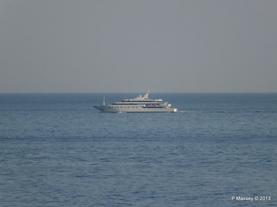 Unknown Yacht off Cape Tainario PDM 18-06-2013 16-57-31
