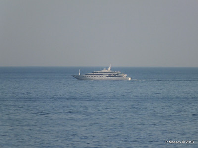 Unknown Yacht off Cape Tainario PDM 18-06-2013 16-57-28