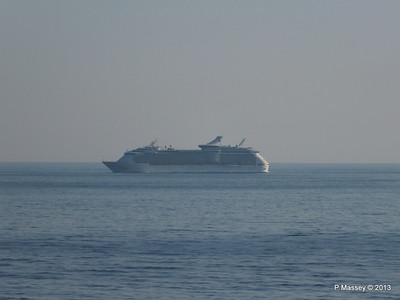 NAVIGATOR OF THE SEAS off Cape Tainaro ODM 18-06-2013 17-03-44