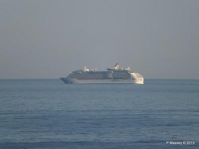 NAVIGATOR OF THE SEAS off Cape Tainaro PDM 18-06-2013 17-11-22