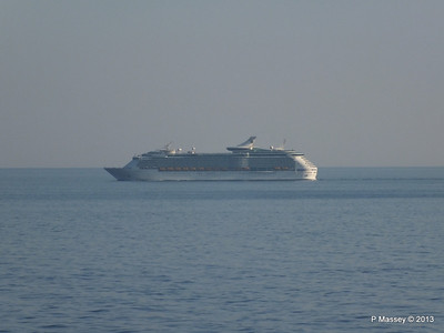 NAVIGATOR OF THE SEAS off Cape Tainaro PDM 18-06-2013 17-06-32