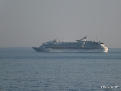 NAVIGATOR OF THE SEAS off Cape Tainaro PDM 18-06-2013 17-05-59