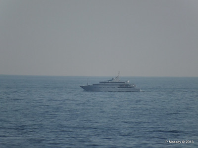 Unknown Yacht off Cape Tainario PDM 18-06-2013 16-52-44