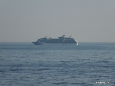 NAVIGATOR OF THE SEAS off Cape Tainaro ODM 18-06-2013 17-03-35