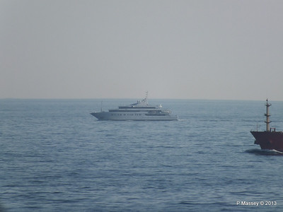 Unknown Yacht off Cape Tainario PDM 18-06-2013 16-52-47
