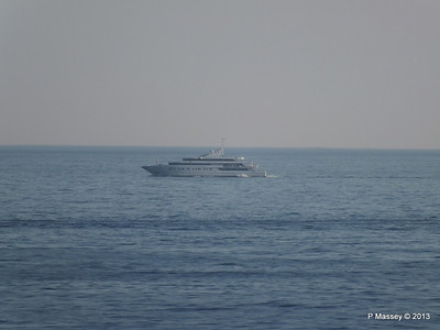 Unknown Yacht off Cape Tainario PDM 18-06-2013 16-54-04