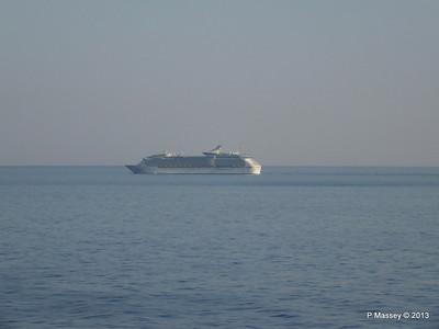 NAVIGATOR OF THE SEAS off Cape Tainaro PDM 18-06-2013 17-07-39