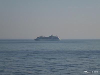 NAVIGATOR OF THE SEAS off Cape Tainaro ODM 18-06-2013 17-03-49