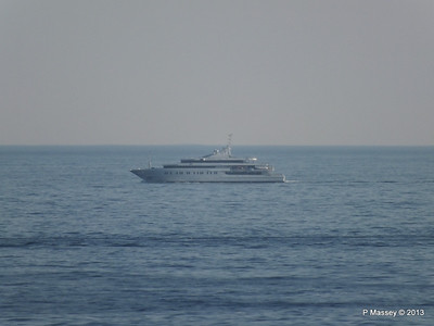 Unknown Yacht off Cape Tainario PDM 18-06-2013 16-53-56