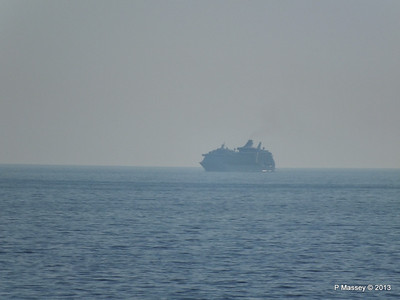 NAVIGATOR OF THE SEAS off Cape Tainario PDM 18-06-2013 16-54-20