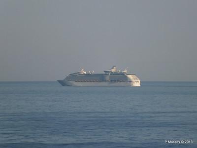 NAVIGATOR OF THE SEAS off Cape Tainaro PDM 18-06-2013 17-11-24