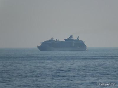 NAVIGATOR OF THE SEAS off Cape Tainaro PDM 18-06-2013 16-59-20