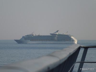 NAVIGATOR OF THE SEAS off Cape Tainaro PDM 18-06-2013 17-05-40