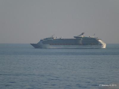 NAVIGATOR OF THE SEAS off Cape Tainaro PDM 18-06-2013 17-05-56