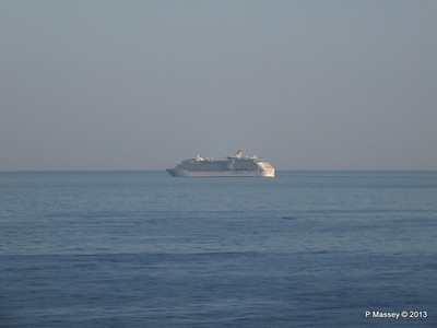 NAVIGATOR OF THE SEAS off Cape Tainaro PDM 18-06-2013 17-11-18