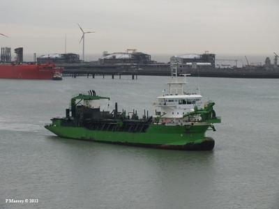 ARTEVELDE Zeebrugge 18-10-2012 09-50-19