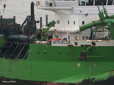 ARTEVELDE Zeebrugge 18-10-2012 09-48-43