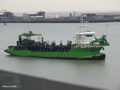 ARTEVELDE Zeebrugge 18-10-2012 09-51-16