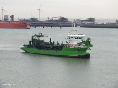 ARTEVELDE Zeebrugge 18-10-2012 09-50-14