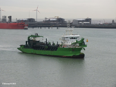 ARTEVELDE Zeebrugge 18-10-2012 09-50-12