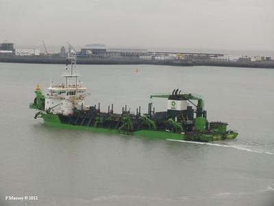 ARTEVELDE Zeebrugge 18-10-2012 10-14-02