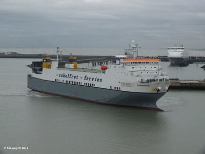 CLEMENTINE ADELINE YASMINE Zeebrugge 18-10-2012 12-19-08