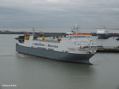 CLEMENTINE ADELINE YASMINE Zeebrugge 18-10-2012 12-19-10