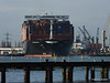 APL MERLION Over Husbands Jetty Southampton PDM 25-02-2015 15-51-40