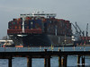 APL MERLION Over Husbands Jetty Southampton PDM 25-02-2015 15-51-07