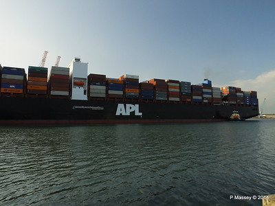 APL RAFFLES Departing Southampton PDM 20-06-2014 19-09-02