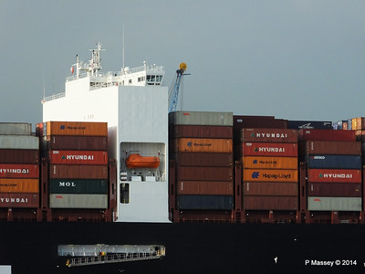 APL RAFFLES Departing Southampton PDM 20-06-2014 19-21-44