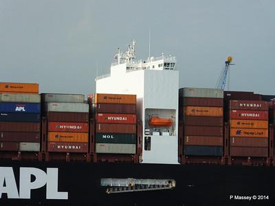 APL RAFFLES Departing Southampton PDM 20-06-2014 19-21-33