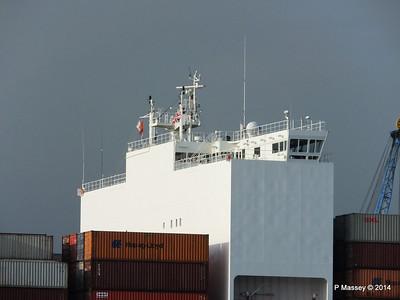 APL RAFFLES Departing Southampton PDM 20-06-2014 19-21-41