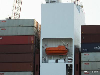 APL RAFFLES Departing Southampton PDM 20-06-2014 19-08-24